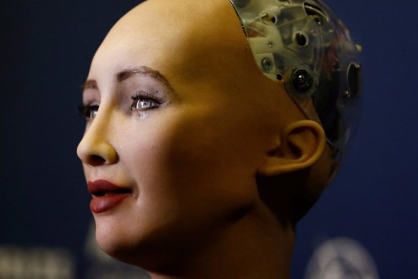 Saudi Arabia's Newest Citizen Is a Robot : SOPHIA THE ROBOT